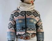 Aztec Print Woven Cotton ...