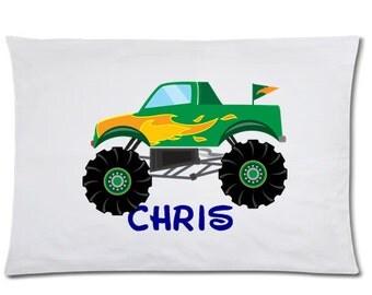 Childrens Personalized Pillowcase Boy S Pillowcase