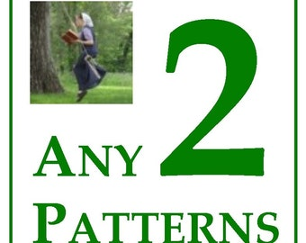 10% OFF ANY 2 CROCHET Patterns -- the Jewell's Handmades
