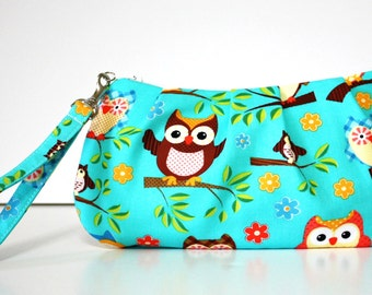 Owl WRISTLET