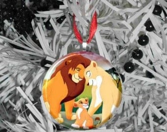 The Lion King Family Ornament