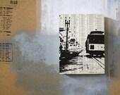 San Francisco Trolley Car Print - San Francisco Cable Car Print - San Francisco Cable Car Art - SF Bay Area Art