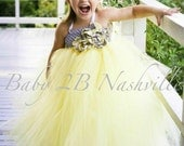Wedding Flower Girl Dress...