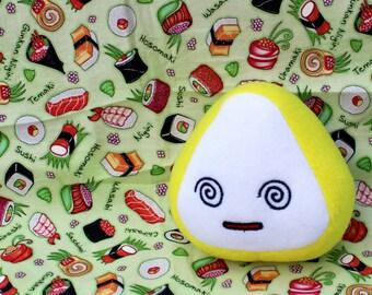 Dizzy Squeaky Minigiri Rice Ball