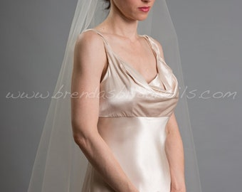Great Gatsby Wedding Veil, 1920s Inspired Bridal Veil, Art Deco Juliet Cap Veil - Ashana