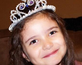 Princess Sofia,Inspired Crown Tiara  for dress up, Halloween, Birthday,