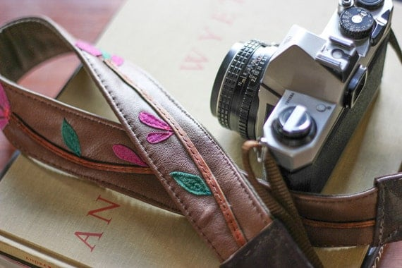 https://www.etsy.com/listing/167794978/eco-leather-camera-strap-applique
