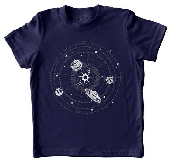 camp solar system t shirts - photo #3