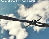 Custom Order   Kevin