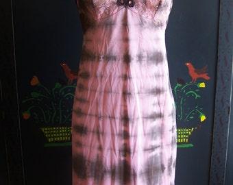 UPcycle Slip Dress size S