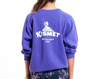 West Valley Light Opera Kismet Purple 50/50 Sweatshirt