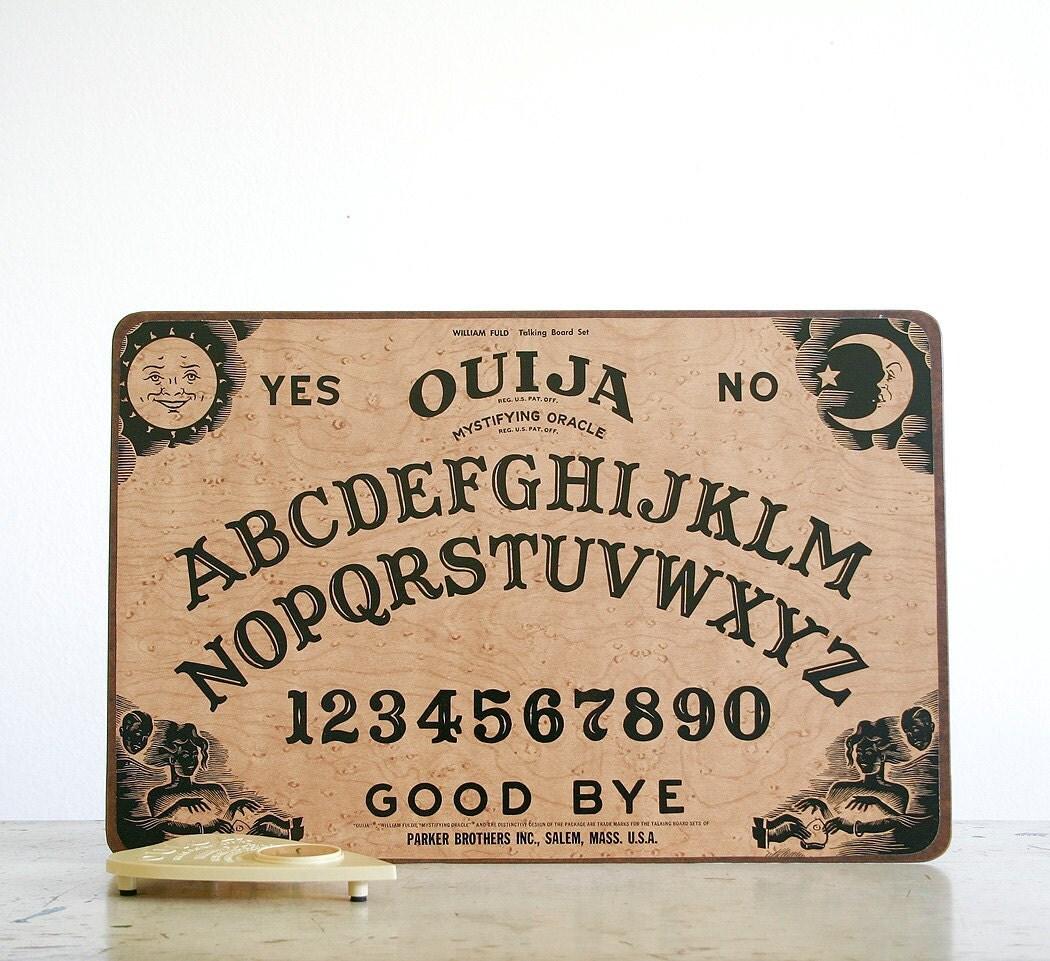 Vintage Ouija Boards 45