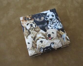 Magic Wallet, Dogs, Magic Wallet Mini,City Dog Mini Magic Wallet, Dog Wallet