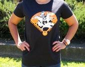 "San Francisco SF Giants Fan Shirt ""SF Zoo Crew"" Ladies Shirt SFZooCrew Free Shipping"