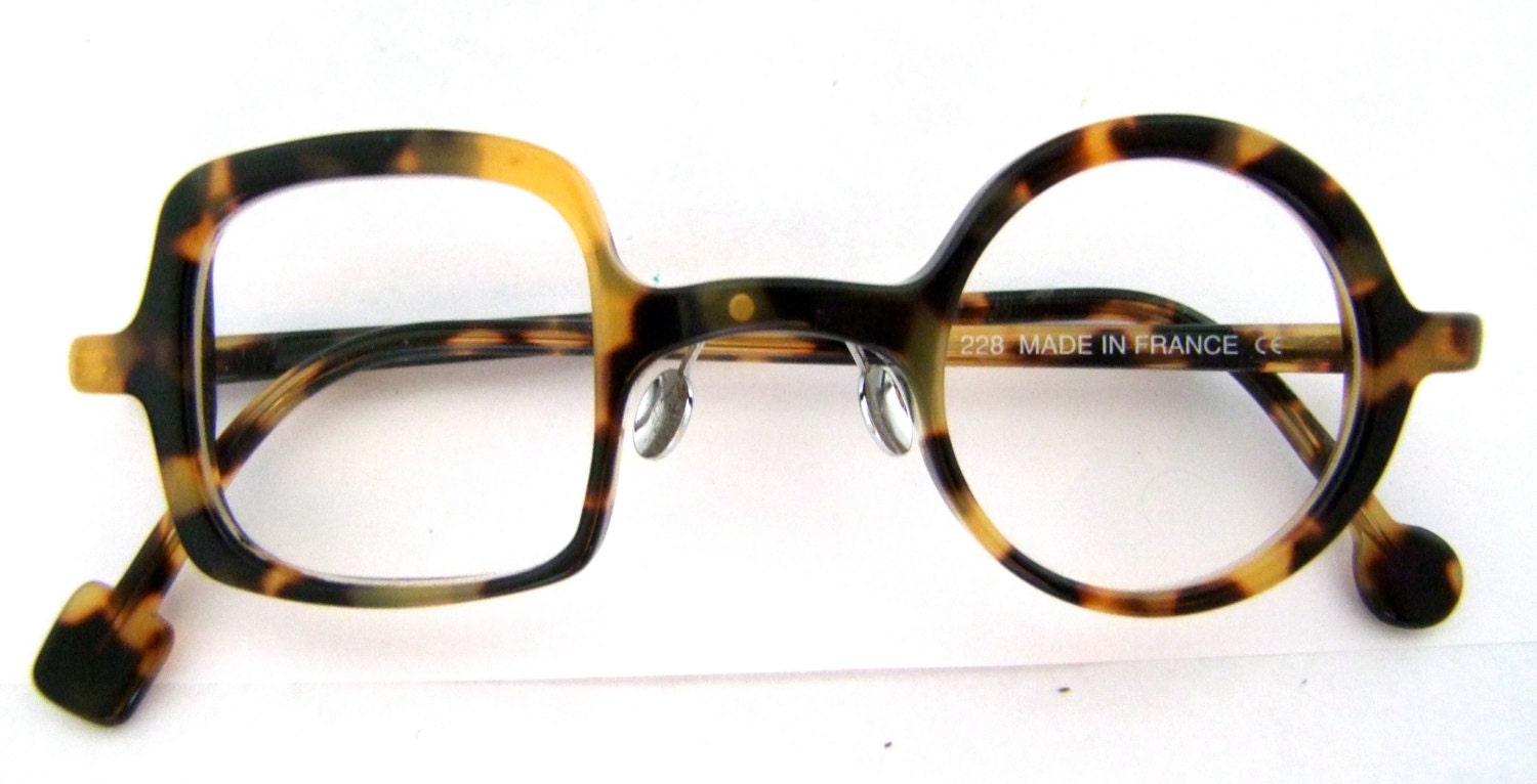 Designer Eyeglass Frames Washington Dc : Rare Designer Eye DC Eyeglasses made in France by ...