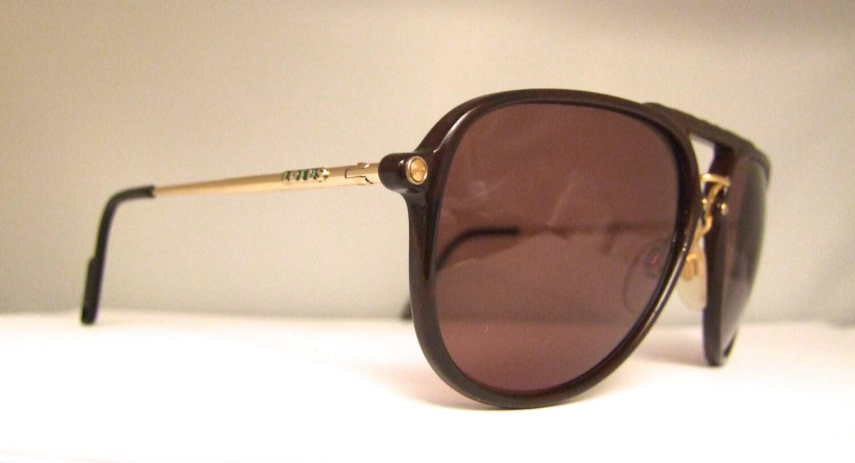 vintage lotus carbonio l15 436 aviator sunglasses made