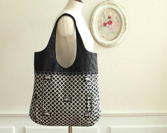 no 29 Nevena Bag PDF Sewing Pattern - Instant Download