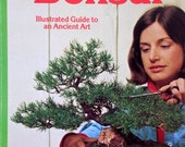 1988 BONSAI Illustrated Guide to an ANCIENT Art SUNSET Book