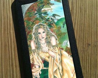 iPhone 5 Case Goddess Rhiannon