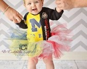 RESERVED for Sara  House Divided outfit with tutu