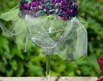 Wine Glass Tutu Dress