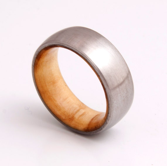 Image Result For Mens Wedding Bands Wood Inside