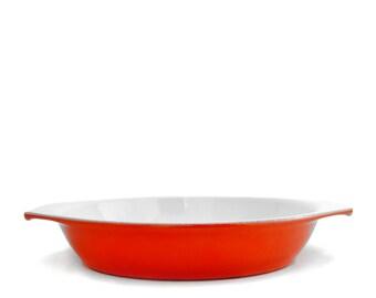 Von Roll Cast Iron Dish