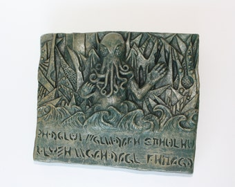 The Horror in Clay from H.P. Lovecraft's The Call of Cthulhu