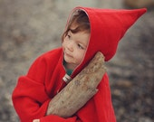 Little Red Riding Hood Cape - PDF Pattern