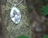 Kings of the Forest pendant