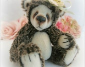 Instant Download PDF Artist Bear Pattern by Bosley Bears - Olivia Hedgehog