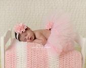 Baby Tutu- Infant Tutu- Tutu-  Newborn Tutu- Pink Tutu- Girls Tutu- Baby Shower Gift-Tutu Dress- Available In Size 0-24 Months