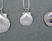 Scallop Necklace (small)