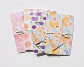 Floral Watercolor Postcard Set