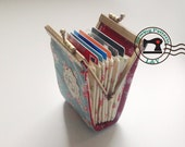 Accordion Fold Frame Card Holder PDF Sewing Pattern