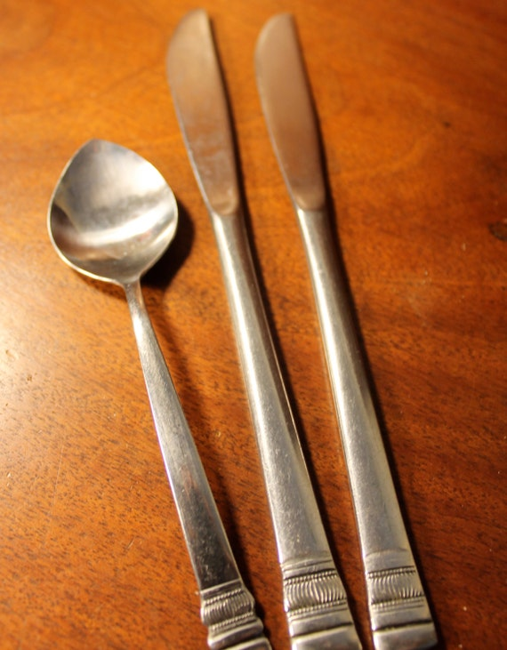 Vintage Stainless Oneida NORTHLAND Flatware in by AtomicHoliday