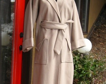 Custom Coat would have been designed by an architect