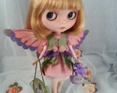 OOAK Custom Takara Blythe Doll    Little Doe the Dreamcatcher Faerie     LAYAWAY AVAILABLE