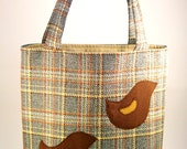 Put A Bird On It Tote Bag