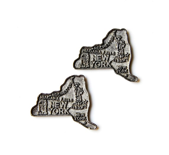 New york cufflinks gifts for men anniversary gift for Gifts for new yorkers