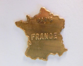 Paris France Country (4 pc)