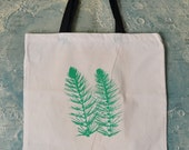 Tote Bag, Nature Tote Bag, Plant Tote Bag, Tote