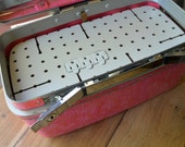 Custom Cut Train Case Cha...