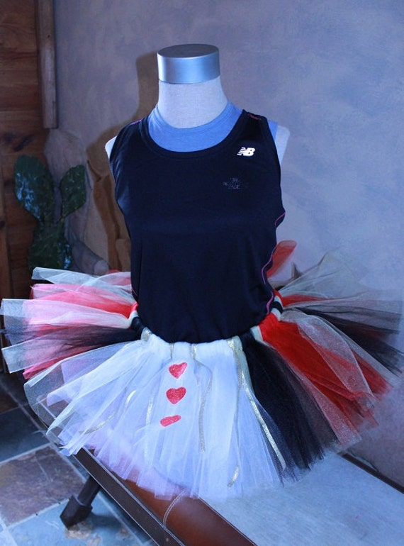 Adult Running Marathon Queen Of Hearts Villain Inspired Disney