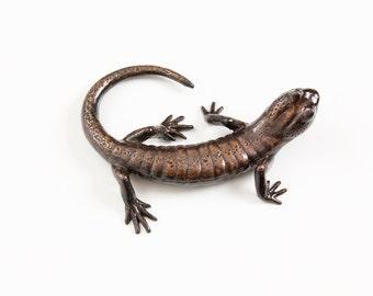 Salamander 1. Dark Bronze
