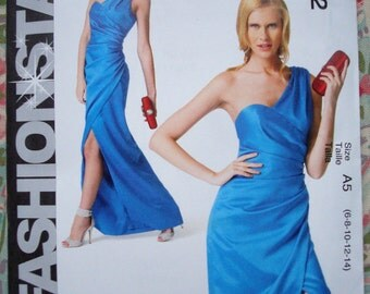 McCall's Misses' Dress Pattern MP332 (Also Called M6837) - Size 6-14 and 14-22