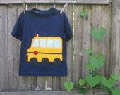 My Schoolbus Kids T shirt Back to school kindergarten Fall
