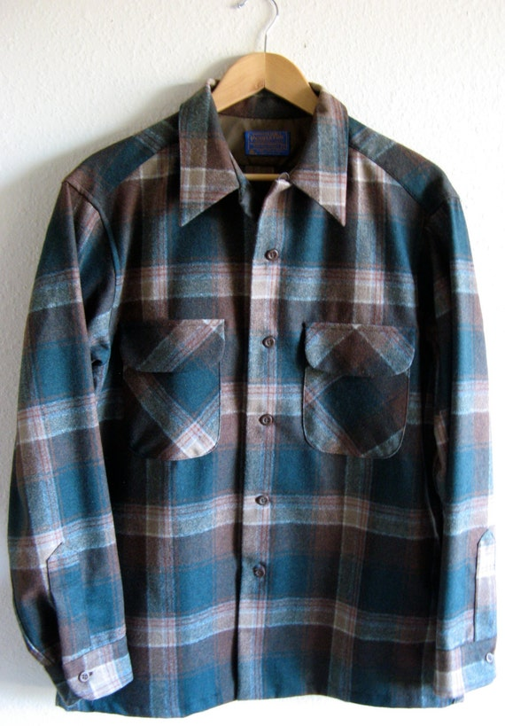 In the early s, men of the Pacific Northwest prized wool Pendleton shirts for their durability, warmth and comfort. Pendleton shirts were synonymous with unsurpassed quality and craftsmanship. It's the same today, more than 75 years since the first Pendleton woven wool plaid shirt was produced.