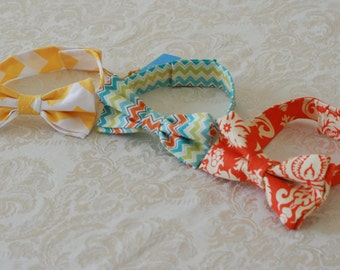 Bow Tie- Made to match, or choose your own fabric