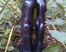 Black Figure, Candle, Custom,back to back, Altar, Ritual, Voodoo, Hoodoo, Conjure, Loaded,  Hoodoo, Wiccan